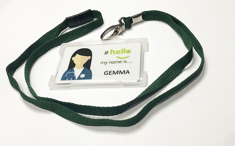 I.D. Name Badges